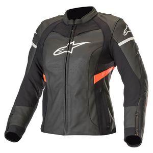 Alpinestars Stella Jaws Perforated Leather Jacket | 10