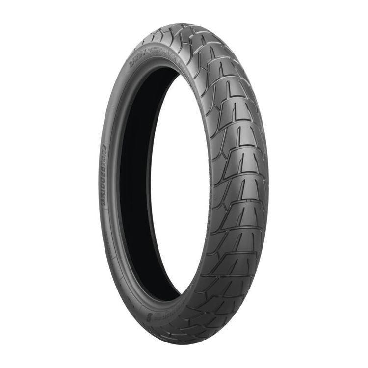 Bridgestone Battlax Adventurecross Scrambler AX41S Tires