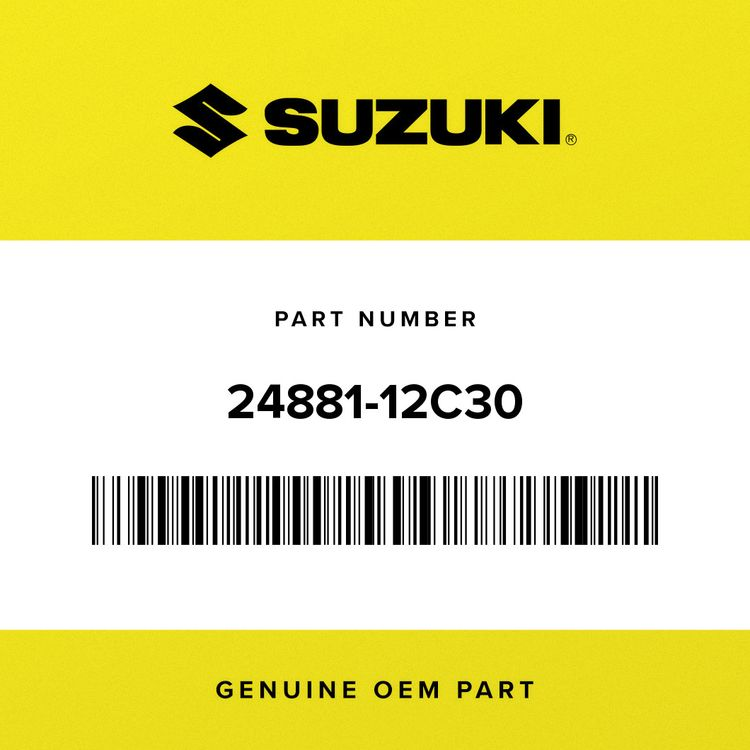 Suzuki GUIDE, T/M OIL 24881-12C30