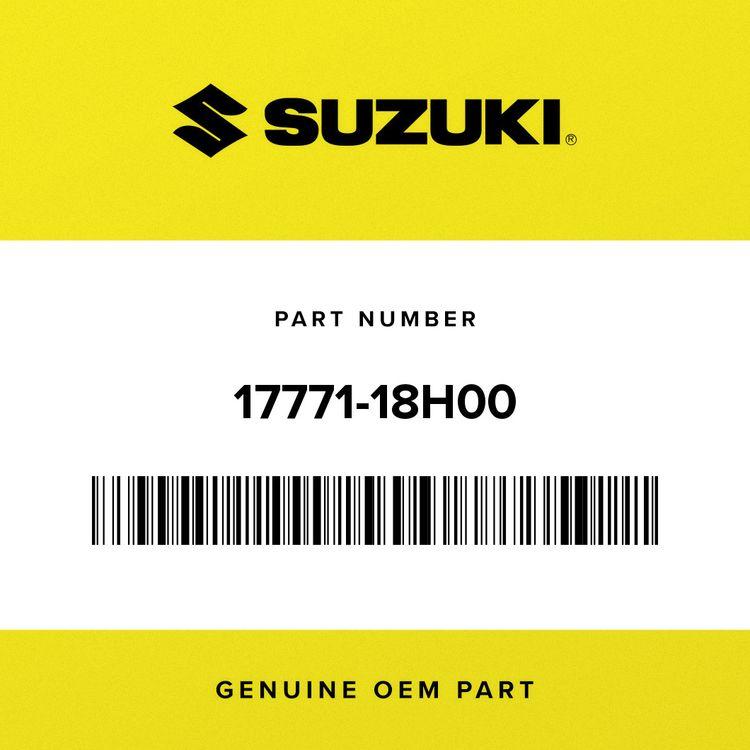 Suzuki SHIELD, HEAT 17771-18H00