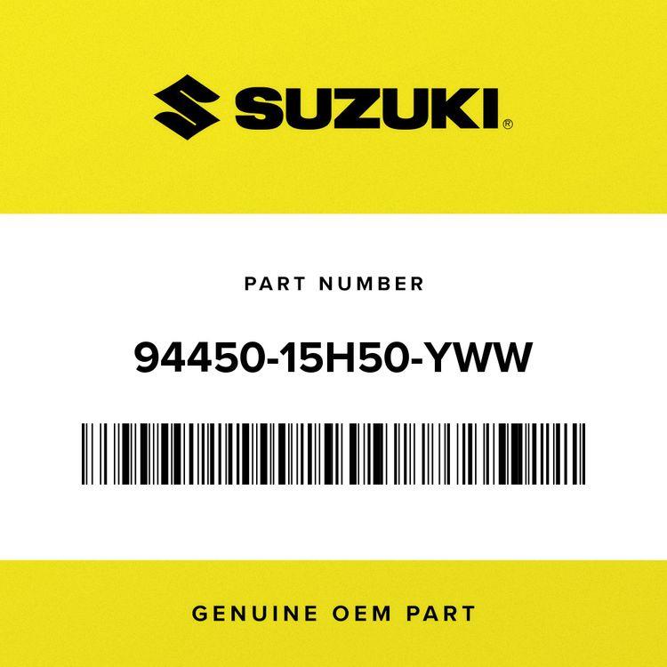 Suzuki COWLING, SIDE RH (WHITE) 94450-15H50-YWW