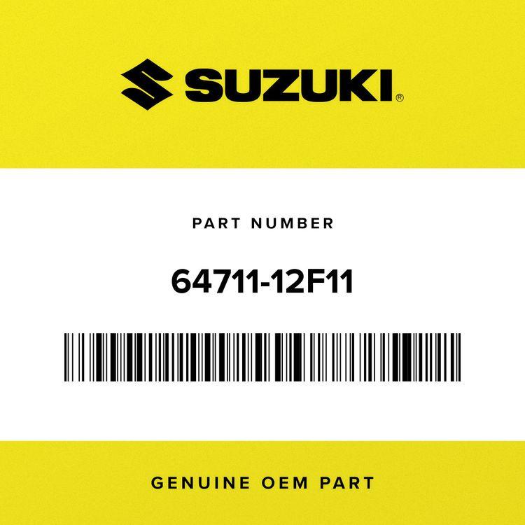 Suzuki AXLE, REAR 64711-12F11