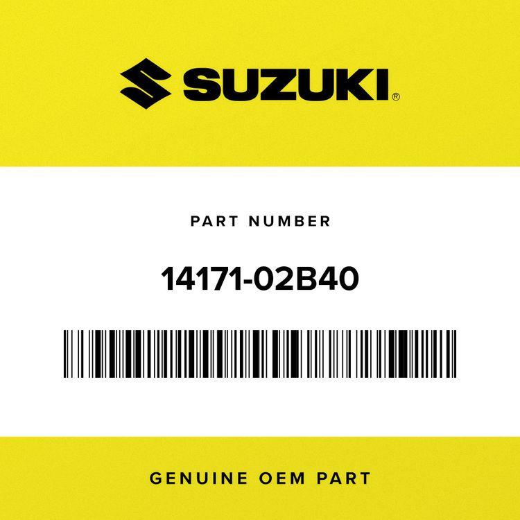 Suzuki O RING, EXHAUST PIPE 14171-02B40