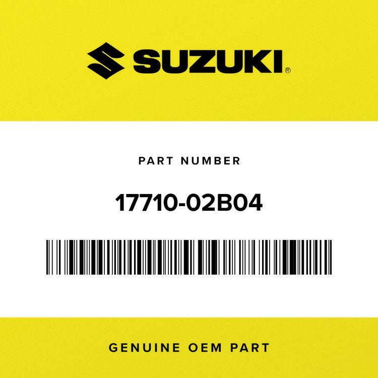 Suzuki RADIATOR, WATER 17710-02B04