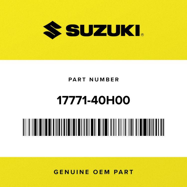 Suzuki SHIELD, RADIATOR HEAT 17771-40H00
