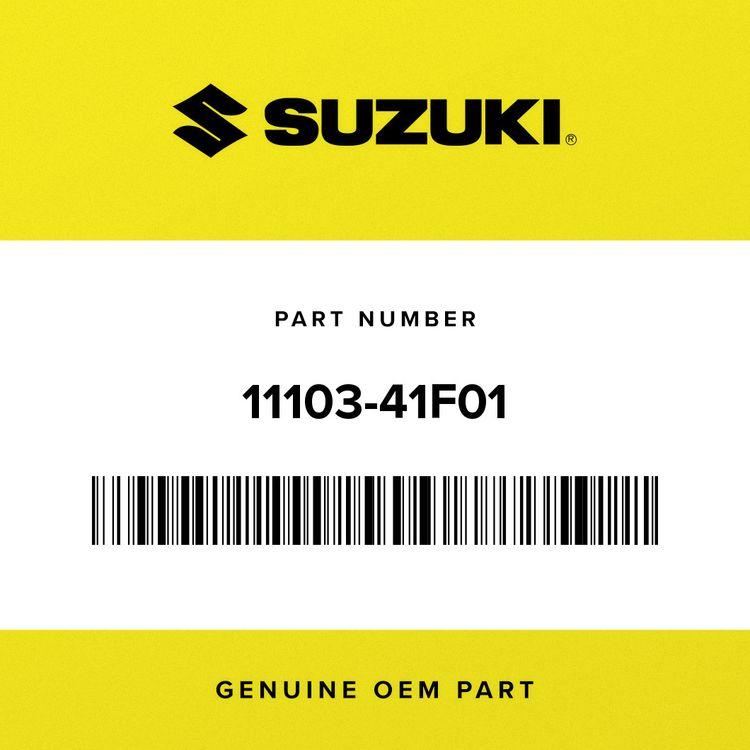 Suzuki HEAD ASSY, CYLINDER REAR 11103-41F01