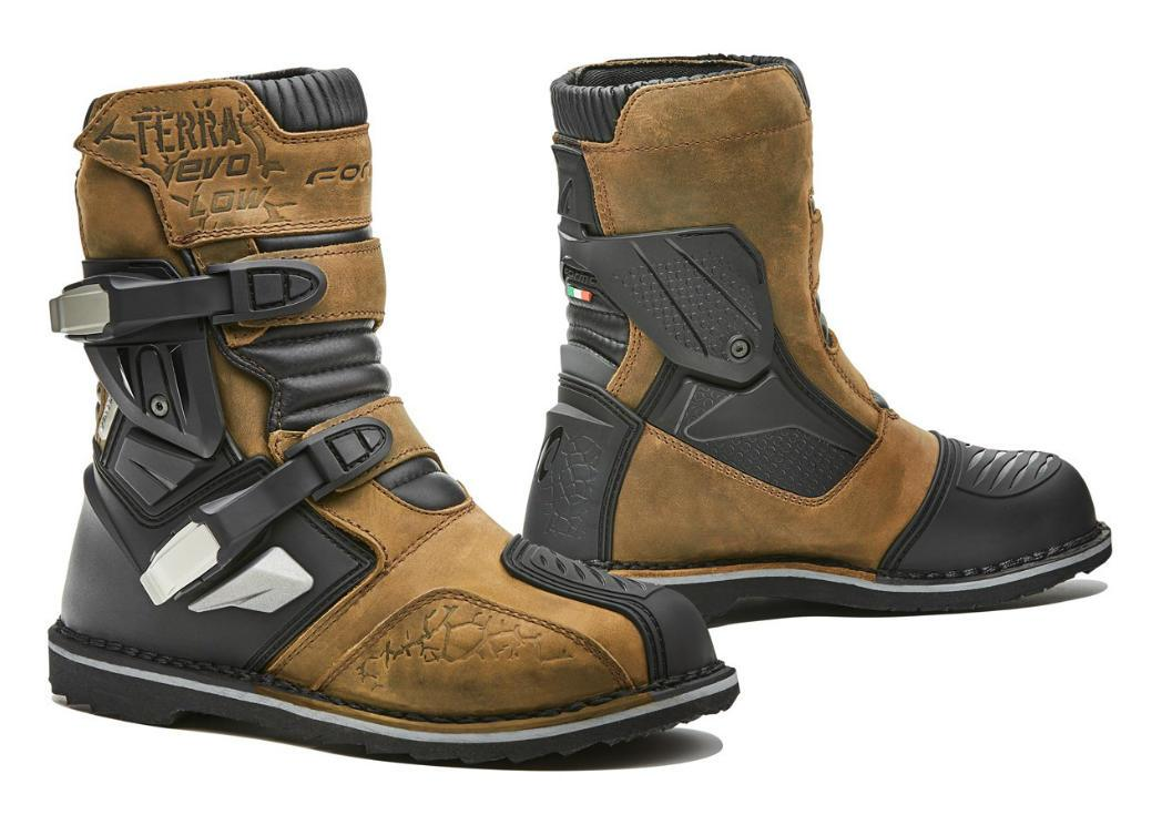 Forma Terra EVO Low Boots RevZilla