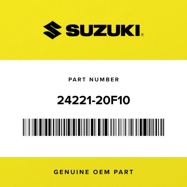 Suzuki GEAR, 2ND DRIVE (NT:18) 24221-20F10