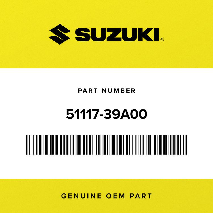 Suzuki O RING 51117-39A00