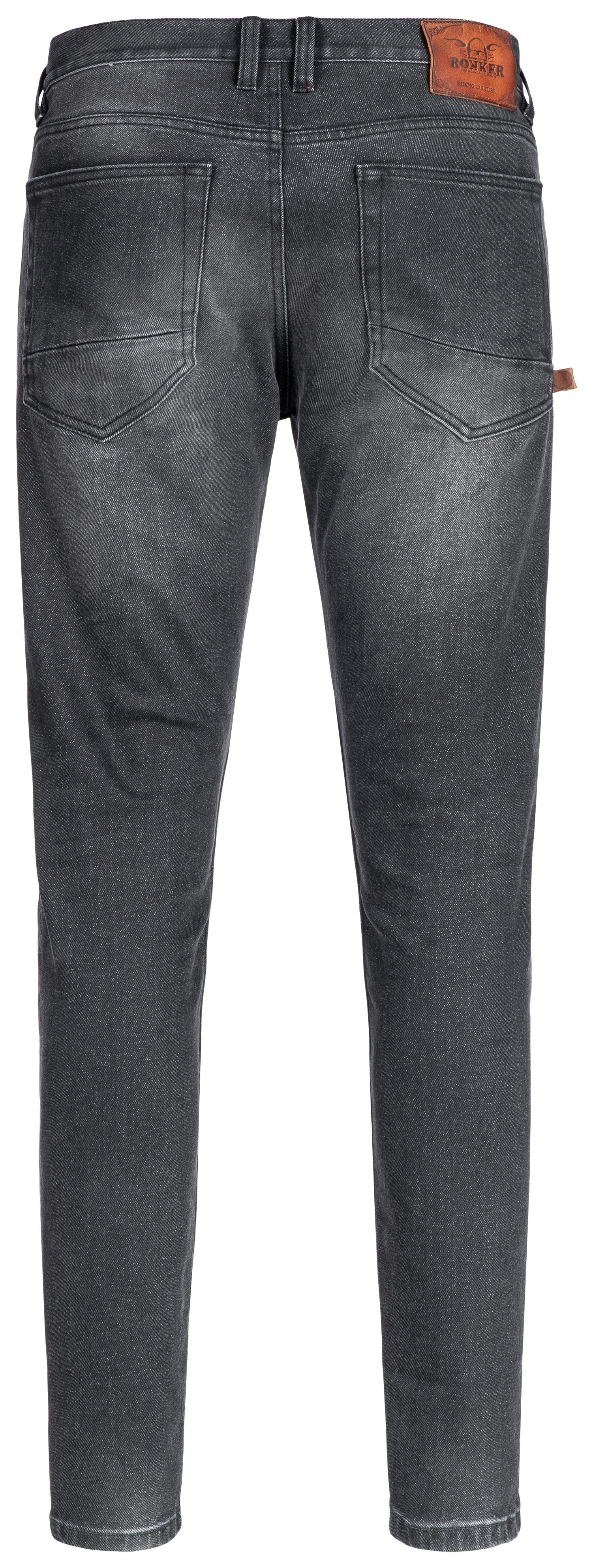 c77c91e0ed5 Rokker RokkerTech Super Slim Jeans - RevZilla