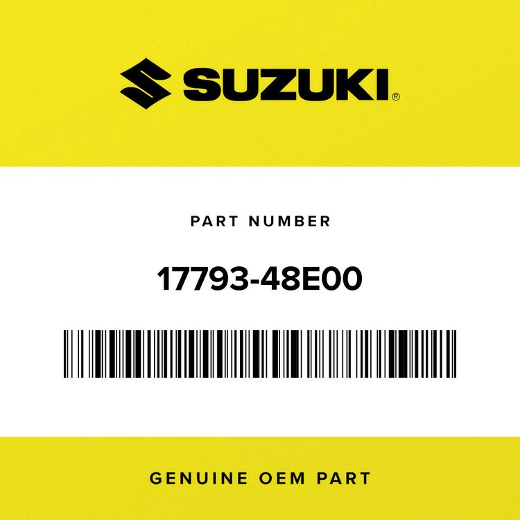 Suzuki BRACKET 17793-48E00