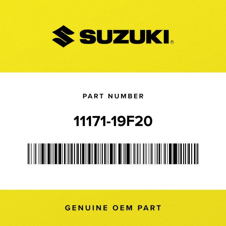 Suzuki COVER, CYLINDER HEAD FRONT 11171-19F20