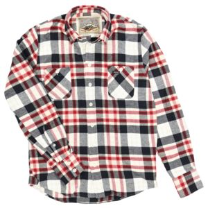 Rokker Dover Flannel Shirt (XL)