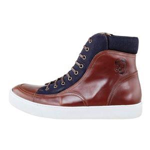 Rokker City Denim Shoes