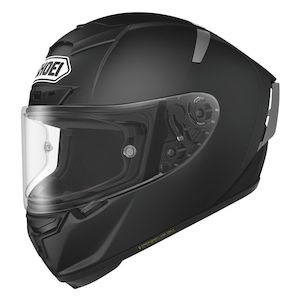 Shoei X-14 Helmet - Solids Matte Black / XS [Open Box]