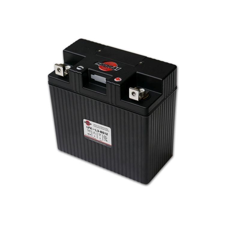 Shorai Lithium Battery LFX27A3-BS12