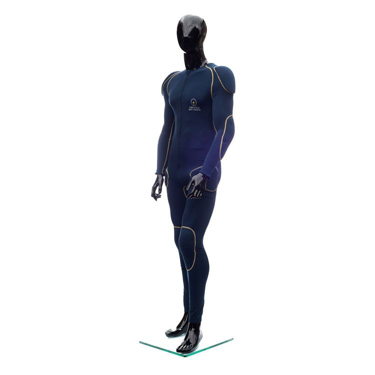 Forcefield Sports Suit Without Armor