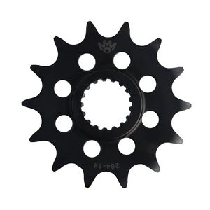 Mika Metals Front Sprocket Yamaha YZ125 / WR400F / WR426F / WR450F 14T [Previously Installed]