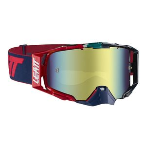 Leatt Velocity 6.5 Goggles - Mirrored Lens