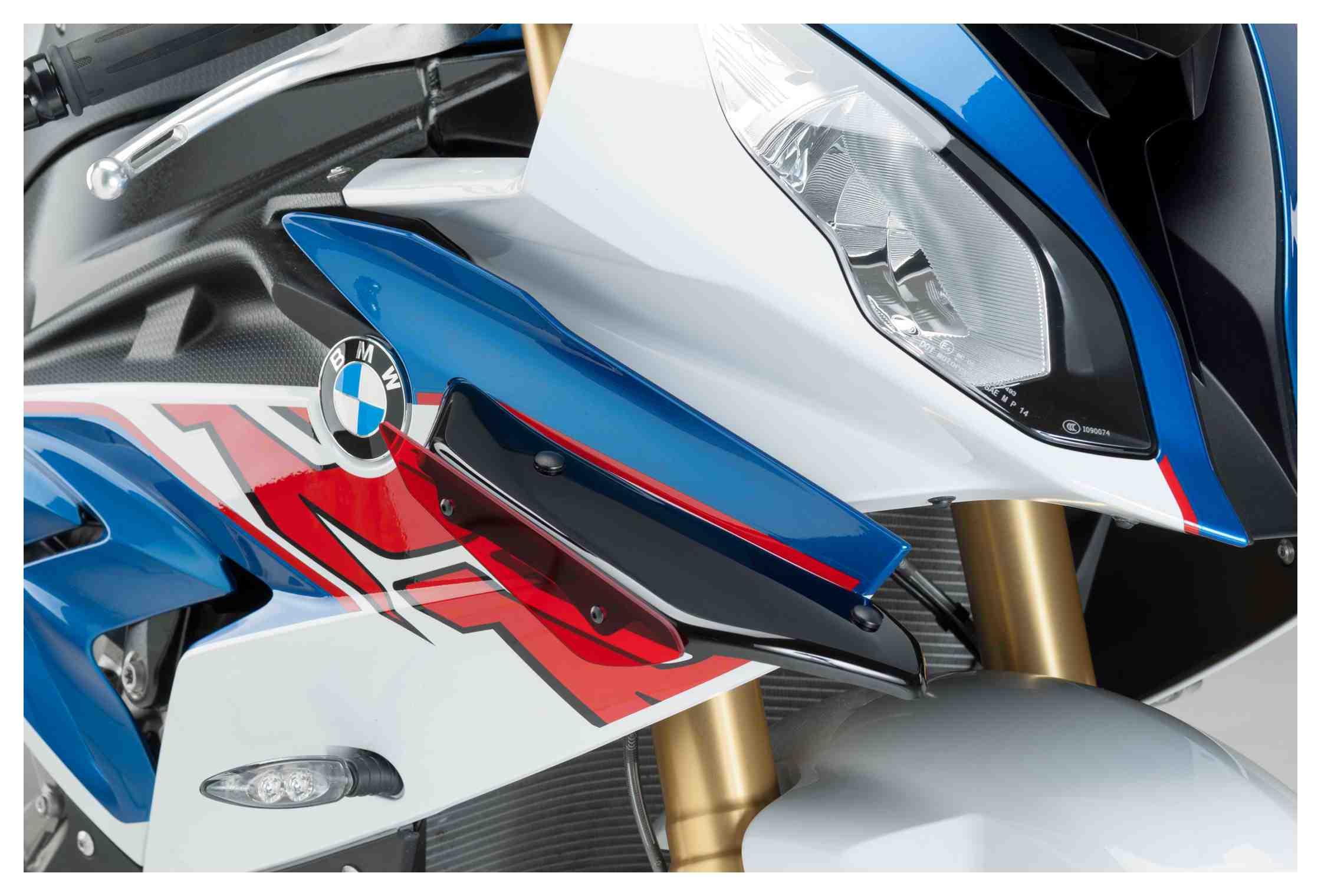 Puig Downforce Spoilers Bmw S1000rr 2015 2019 5 11 76 Off