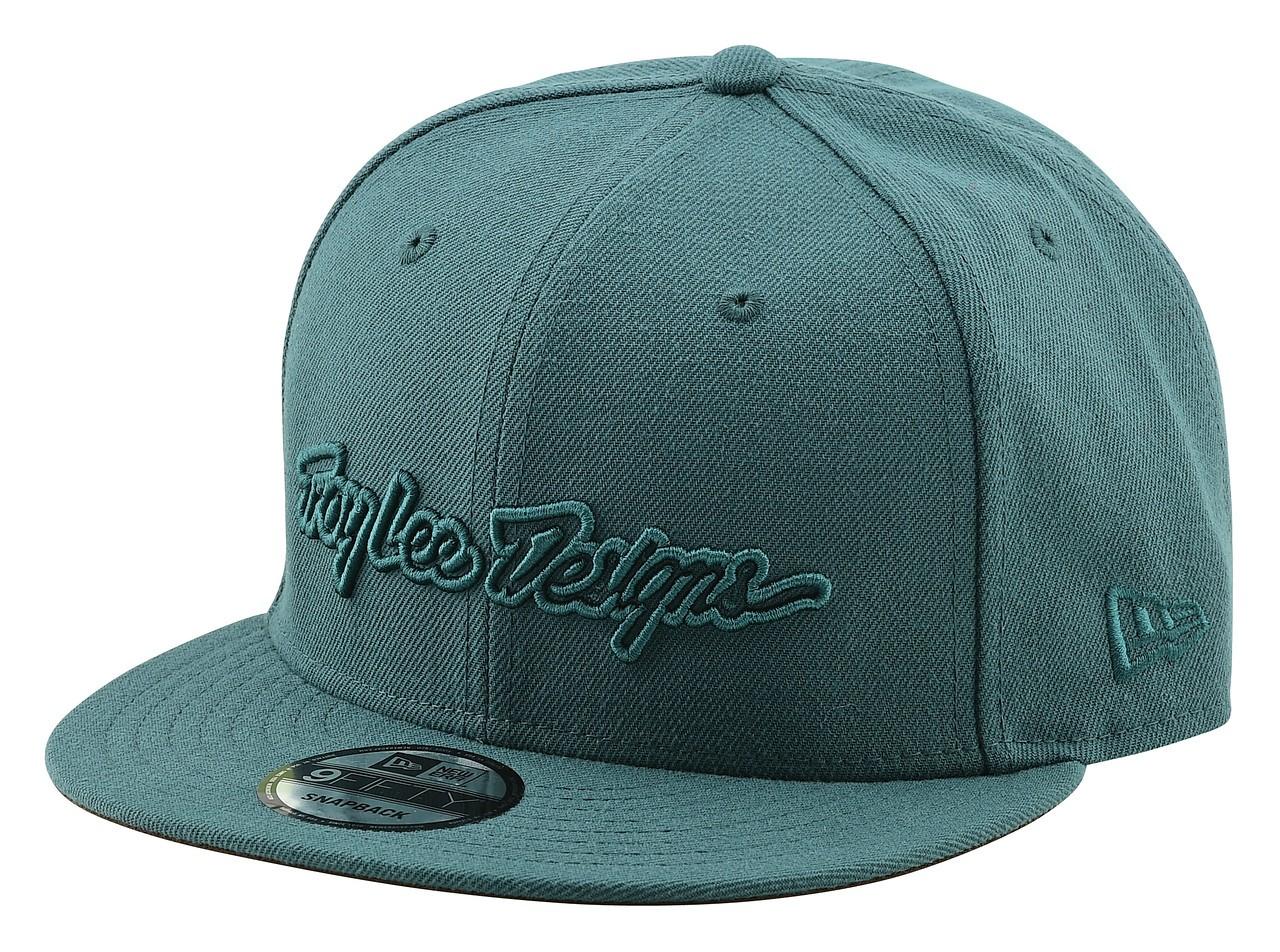 5850807122f3f Troy Lee Classic Signature Snapback Hat - RevZilla
