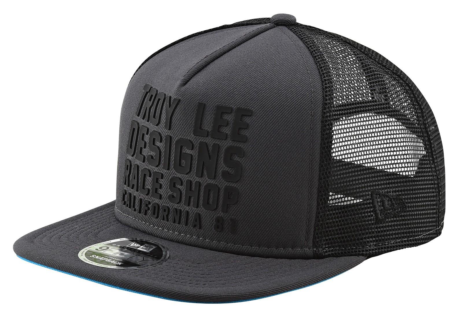 5db23f4a7e7cf Troy Lee RC Cali Snapback Hat - RevZilla