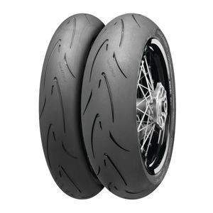 Continental ContiAttack SM Supermoto EVO Tires