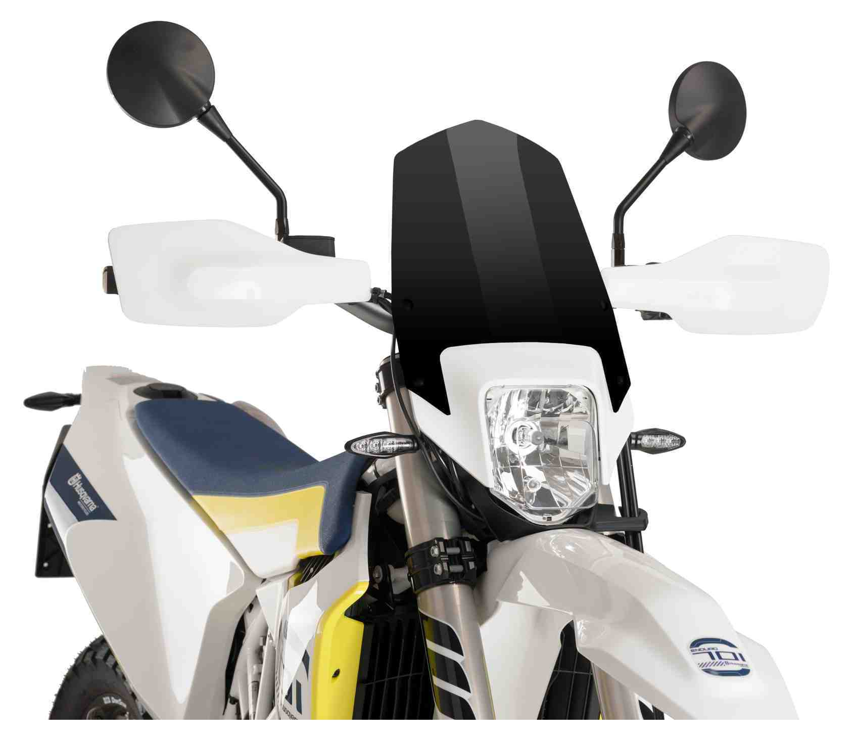 Ride the Husqvarna 701 Supermoto with RJ - YouTube