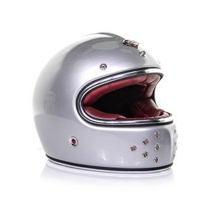 Ruby Castel Etoile Helmet