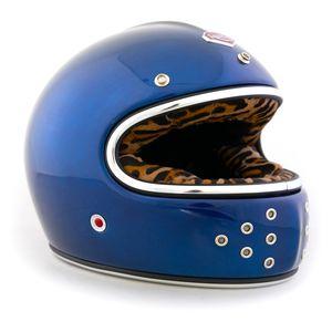 Ruby Castel Silverlake Helmet