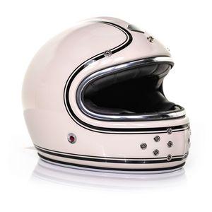 Ruby Castel Munich 90 Moosacher Helmet