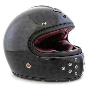 Ruby Castel Bagheera Helmet