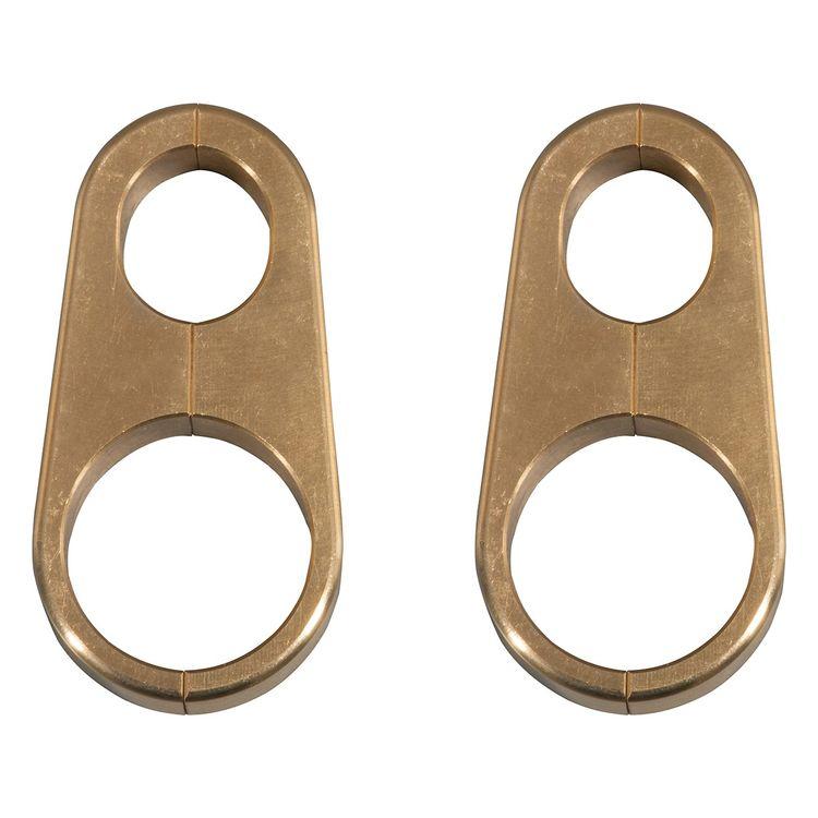 Yamaha Brass Handlebar Wire Clamps Bolt / R-Spec