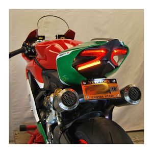 New Rage Cycles LED Fender Eliminator Ducati 899 / 959 / 1199 / 1299 Panigale