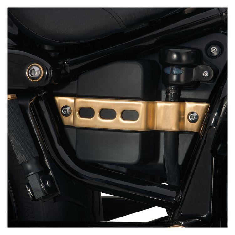 Yamaha Brass Battery Strap  Bolt / R-Spec / C-Spec