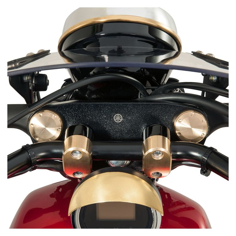 Yamaha Brass Fork Cap Set Bolt / R-Spec / C-Spec