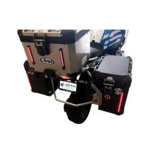 AdMore Lighting Topcase Universal Running / Brake / Turn LED Kit