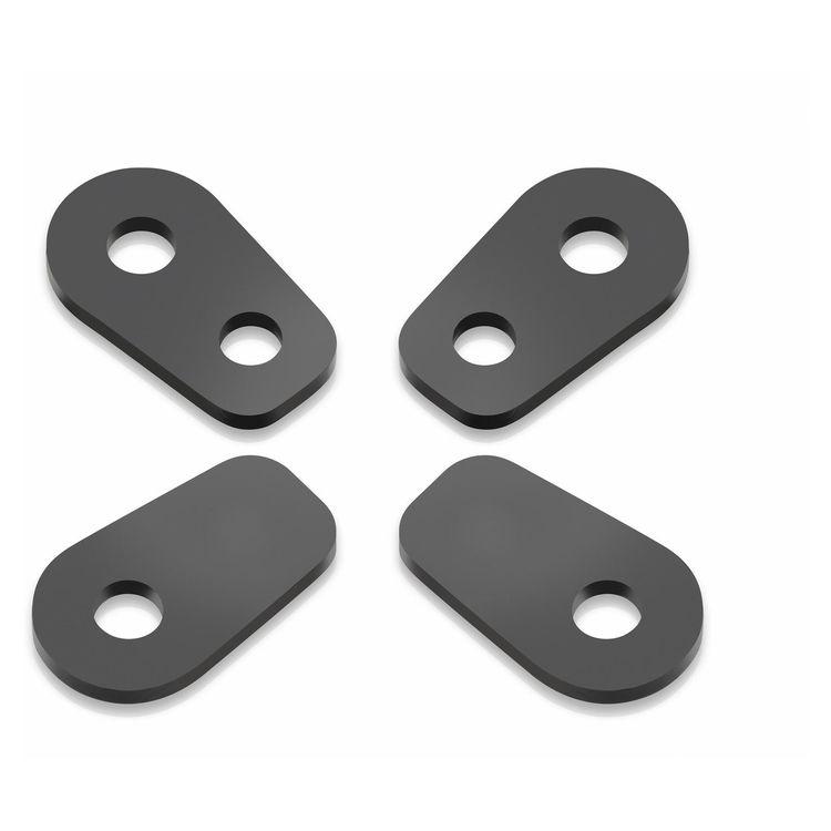 Rizoma OEM Turn Signal Adapters for Fender Eliminator Ducati Panigale V4 / S