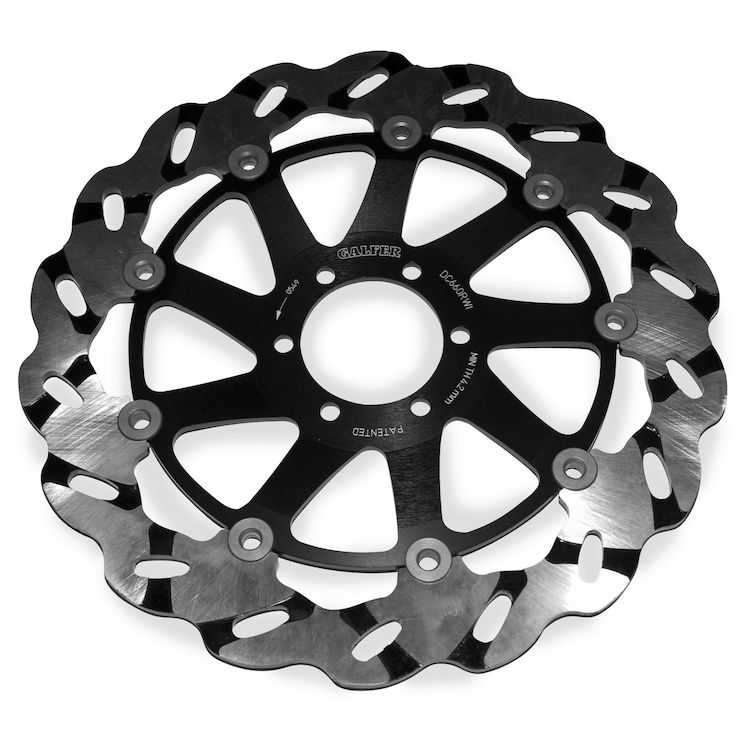 Galfer Superbike Wave Rotor Front DF070 Right Rotor [Blemished - Very Good]