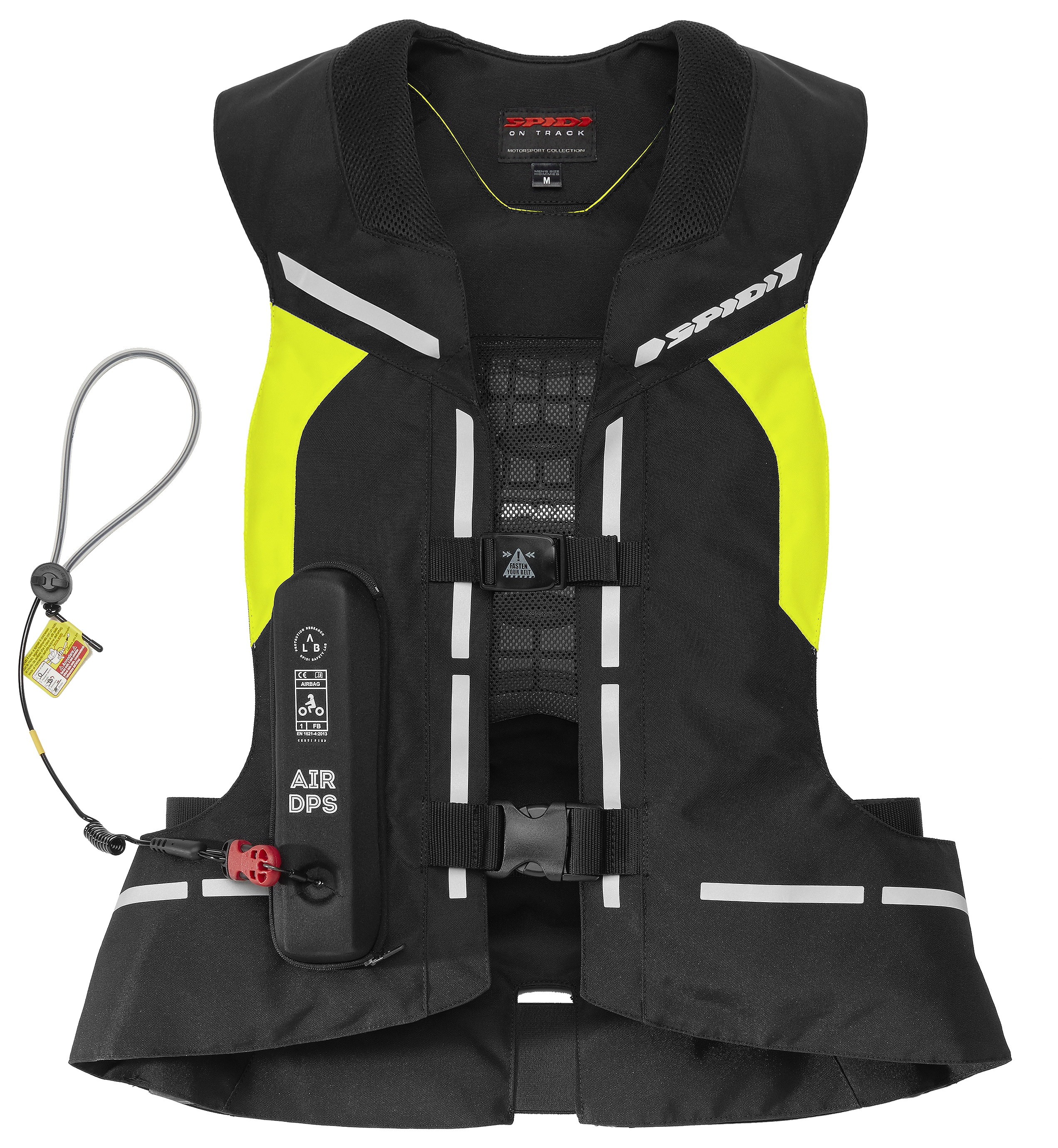 Spidi airbag vest modified agi for net investment income
