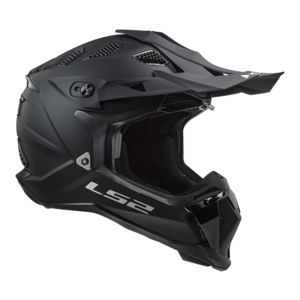 LS2 Subverter Blackout Helmet