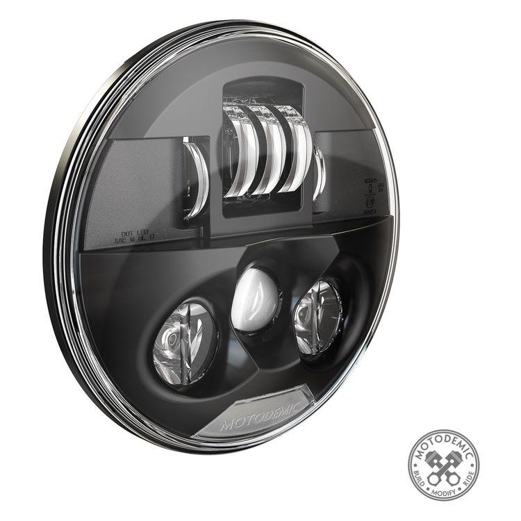Motodemic LED Headlight Upgrade Kit Ducati Monster / Sportclassic / Buell