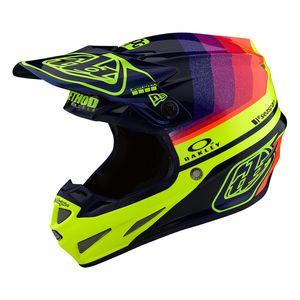 Troy Lee SE4 Carbon LE Mirage Helmet