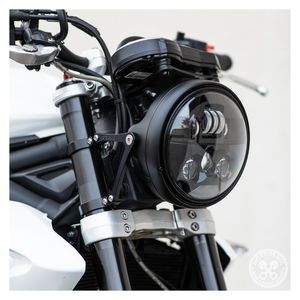 Motodemic Single LED Headlight Conversion Kit