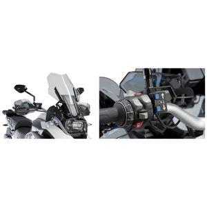 Puig Electronic Regulation System For Windscreens BMW R1200GS / R1250GS