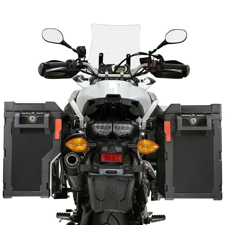 Yamaha Side Cases Super Tenere 2012-2019