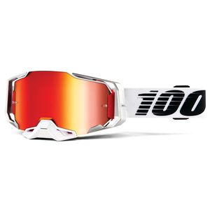 100% Armega Goggles - Mirrored Lens