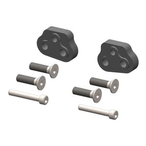 Woodcraft Riser Clip-Ons Spacer Kit
