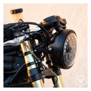 Motodemic Single Adaptive LED Headlight Conversion Kit