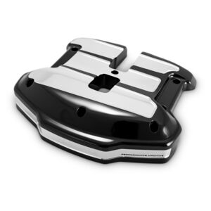Performance Machine Scallop Rocker Box Covers For Harley